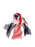 Шарф Terranova 100х100 см Красный 103001159, КОД: 1604904