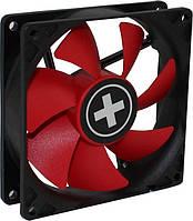 Вентилятор Xilence XPF92.R.PWM (XF041), 92х92х25мм, 4-pin, Black/Red