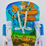 Детский стульчик для кормления JOY, фото 8