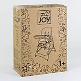 Детский стульчик для кормления JOY, фото 9