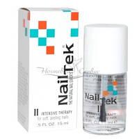 NAIL TEK II Intensive Therapy - Для тонких розшарованих нігтів, 15 мл