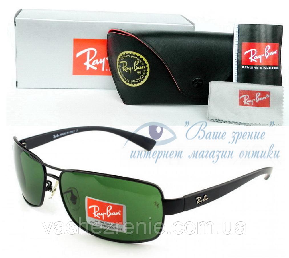Очки солнцезащитные Ray-Ban (СТЕКЛО) Код:7842