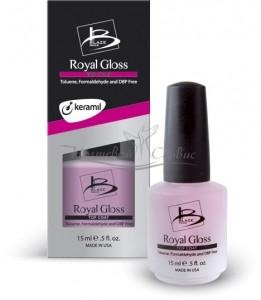 "BLAZE Royal Gloss - Глянцеве фінішне покриття с Keramil - Интернет-магазин ""BeautyHand"" в Львовской области"