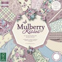 Набор бумаги для скрапбукинга 20*20 Mulberry Kisses, First Edition