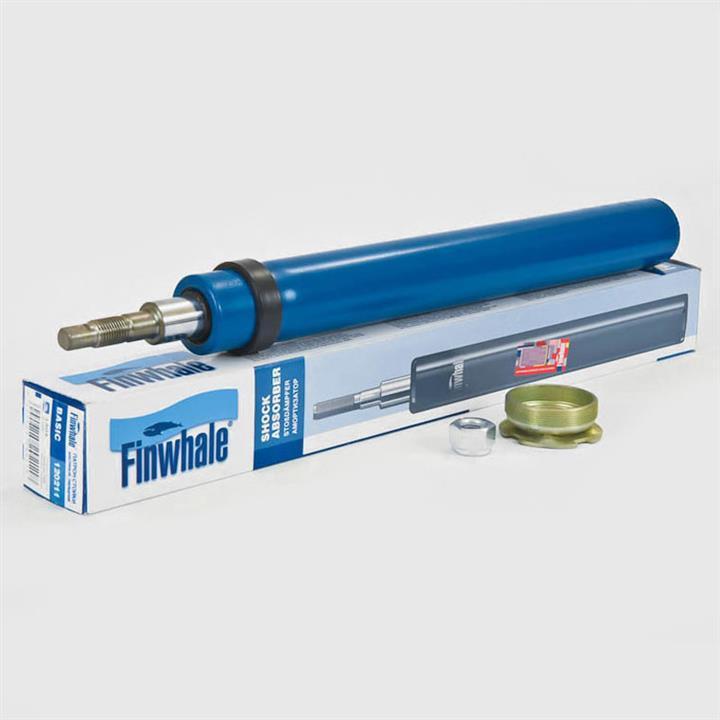 Амортизатор ВАЗ 2108-21099, 2113-2115 вставной патрон масляный BASIC передний FINWHALE