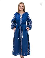 Сукня-вишиванка максі Різні кольори
