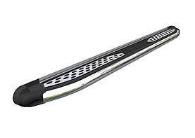 Пороги подножки боковые Can Oto Plus для BMW X1 2009-2015