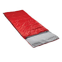 Спальный мешок с подушкой красный Кемпинг Rest (4823082700387)