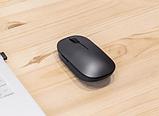 Комп'ютерна бездротова миша Xiaomi Mi Portable Wireless Mouse 2 100% Оригінал 2,4 GHz для ПК і ноутбук, фото 5