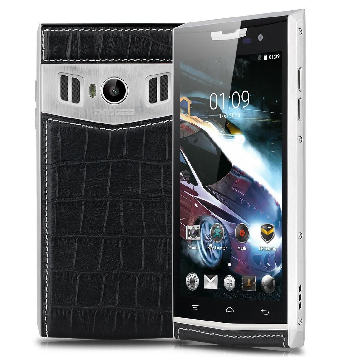 Мобильный телефон Doogee T3 titans black 3+32GB