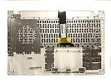 Оригинальная клавиатура для ноутбука ASUS X550 series, передняя панель, rus, white, фото 2