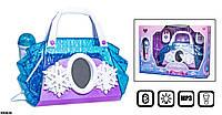Детская сумочка с микрофоном, с музыкой, MP3 и подсветкой, фото 1