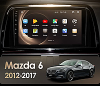 Junsun 4G Android магнитола для Mazda 6 3 GJ 2012 - 2017