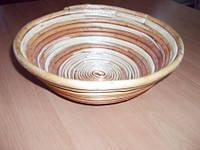 Форма хлебная из лозы