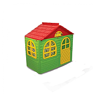 Домик с шторками детский, 1200*1200*690см, DOLONI-TOYS, 02550/13
