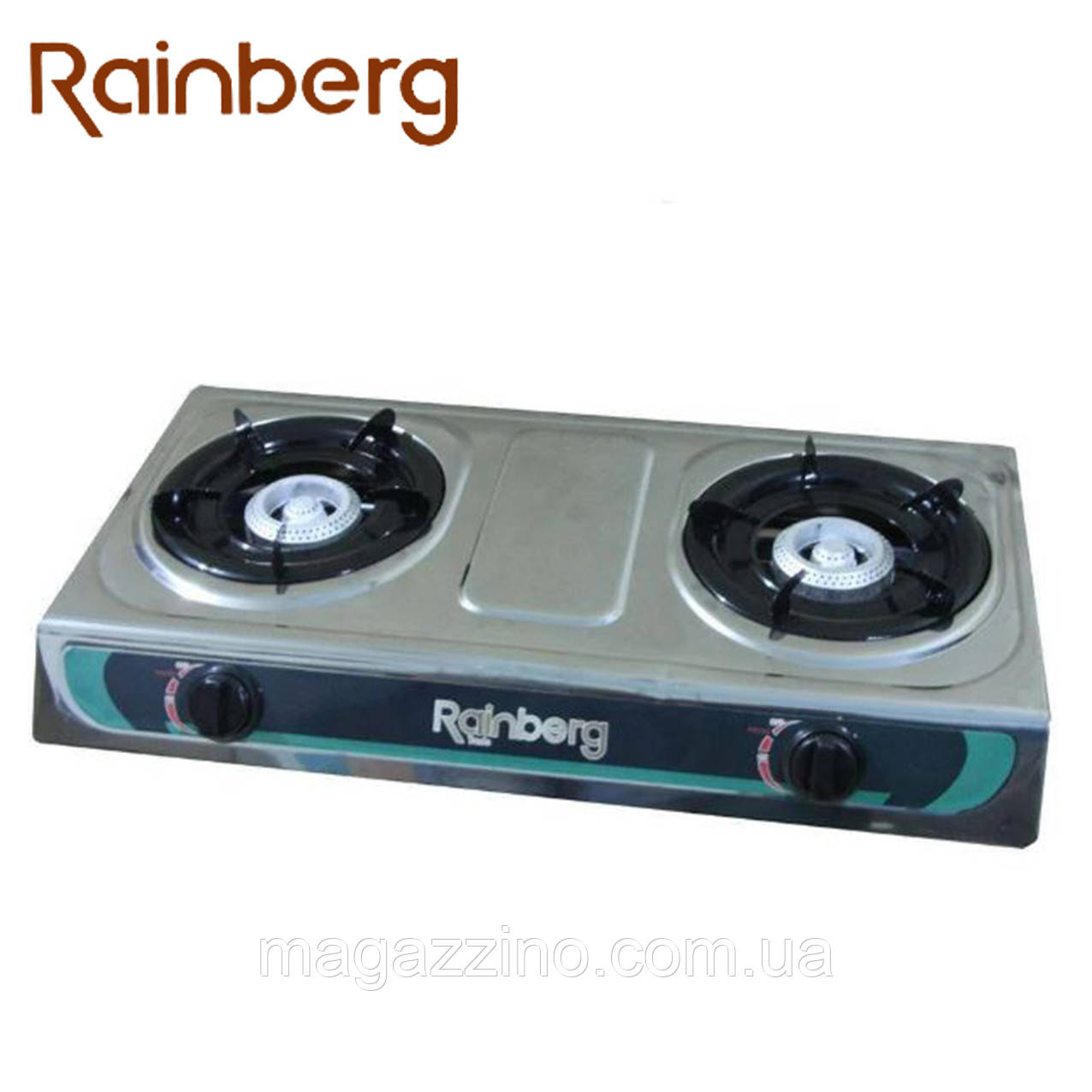 Газовая плита на 2 конфорки Rainberg Gas Stove G-02