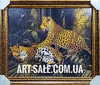 Картина Леопард