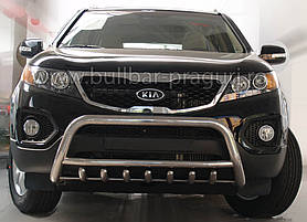 Кенгурятник з зубцями Can Otomotive для Kia Sorento R 2010-2015