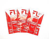 Комплект стимуляторов тестостерона FitLife Male Support 3 упаковки по 20 таблеток
