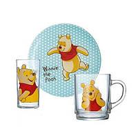 ✅ Набор для детей Disney Winnie colors 3пр Luminarc H5307