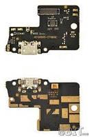 Нижняя плата для мобильного телефона Xiaomi RedMi S2, коннектора зарядки, с микрофоном