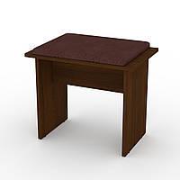 Табуретка из дсп. Табурет с мягким сиденьем. Табурет Т-7: ш: 500 мм. в: 430 мм г: 330 мм