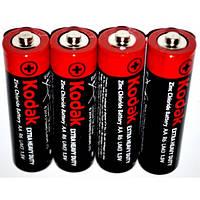 Батарейки пальчиковые AA Kodak 4 шт 008048, КОД: 1766127