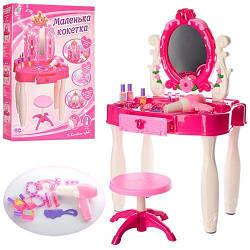 Детский игровой набор трюмо для девочки Limo Toy Салон красоты