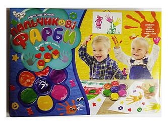 """""""Пальчиковые краски"""" для детей"""