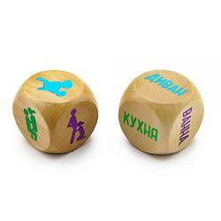 Кубики семейные двойные (позы камасутры)