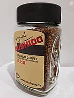 Кофе растворимый Бушидо Bushido Original (Швейцария) 100г в стеклянной банке