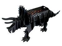 """Мангал в виде животного """"Динозавр"""", фото 1"""