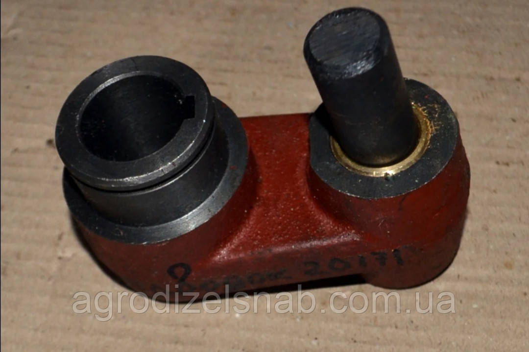 Корпус трещетки 5036020171 (роторная косилка WIRAX Z-169) большого шкива в сборе