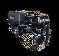 Бензиновий двигун LIFAN 190FD 15 к. с. з електростартером (шпонка 25 мм)