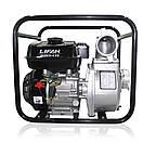 Мотопомпа LIFAN 80ZB30-4.8 Q, фото 3