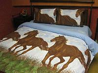 Комплект постельного белья Tirotex бязь двойной нестандартный двуспальный, 2