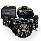 Бензиновий двигун LIFAN 190FD 15 к. с.(шпонка 25 мм), фото 2