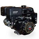 Бензиновий двигун LIFAN 190FD 15 к. с.(шпонка 25 мм), фото 3