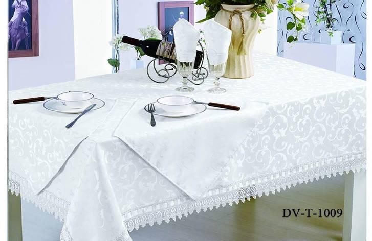 Комплект столового белья, 5 единиц DV-T-1009, фото 2