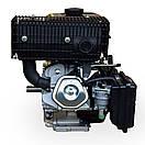 Бензиновый двигатель LIFAN 192F2D 18 л.с.(шпонка 25 мм), фото 6