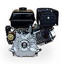 Бензиновий двигун LIFAN 192F2D 18 л. с.(шпонка 25 мм), фото 4