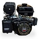 Бензиновый двигатель LIFAN 192F2D 18 л.с.(шпонка 25 мм), фото 5