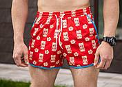 Молодёжные  шорты для плаванья S- XL, фото 2