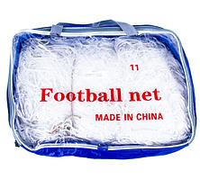 Сітка футбольна d-3мм, 7х7, 7,3х2,44м FN-06-11