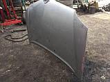 Капот Nissan Almera Tino V10 2000-2005 г.в. серебро поцарапан, фото 5