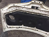 Капот Nissan Almera Tino V10 2000-2005 г.в. серебро поцарапан, фото 9