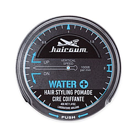 Помада для укладки волос Hairgum Water+ Styling Pomade на водной основе 40 г