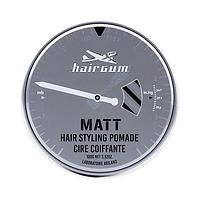 Матовая помада для укладки волос Hairgum Matt Hair Styling Pomade 100 г