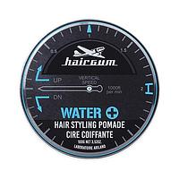 Помада для укладки волос Hairgum Water+ Styling Pomade на водной основе 100 г