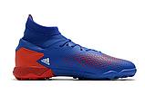 Сороконожки Adidas Predator Tango 20.3 TF blue, фото 2